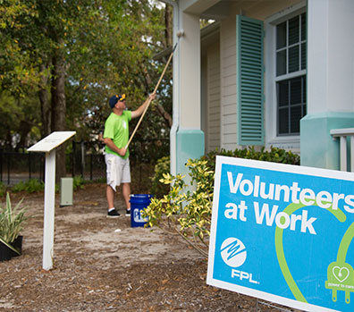 NextEra Energy Volunteer