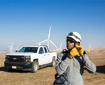 Golden Hill Wind Farm Field Operator