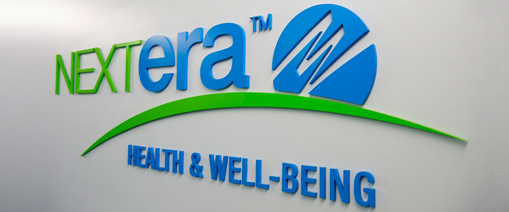 NextEra Energy Health and Well-being logo