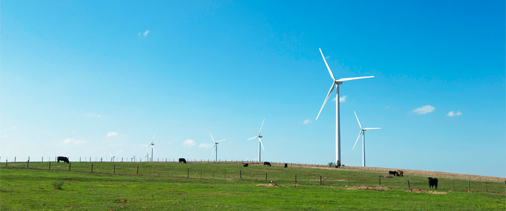 Oklahoma Minco Wind Energy Center