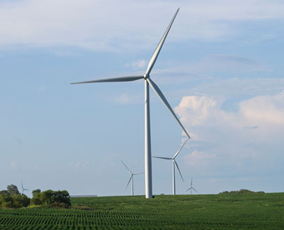 2010 to present: Wind Energy
